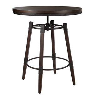 Bingaman Adjustable Bar Table ..