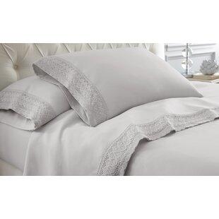 Yate Crochet Lace Sheet Set