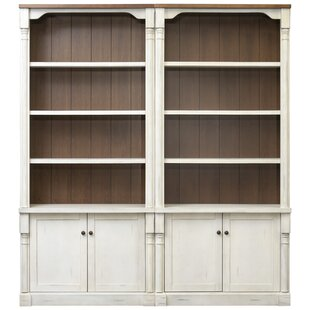 Preston Standard Bookcase (Set Of 2) by One Allium Way Cool