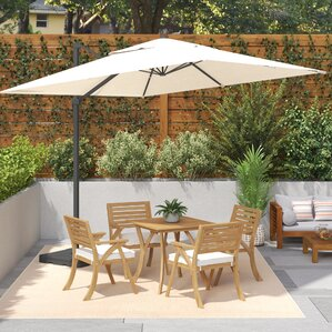 10u0027 Square Cantilever Umbrella