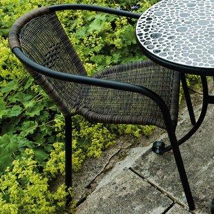 Hibbert Stacking Garden Chair (Set Of 2) By Sol 72 Outdoor