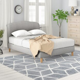 Levay Upholstered Bed Frame By Ophelia & Co.