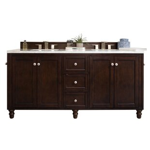 Copper Cove Encore 77 Double Bathroom Vanity Base by James Martin Furniture