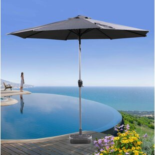 Doric Patio 10' Market Umbrella