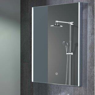 Best Reviews Aliante LED Bathroom/Vanity Mirror ByOrren Ellis