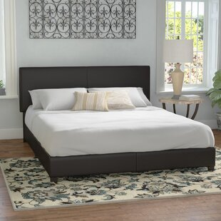 Oxford Upholstered Panel Bed by Winston Porter