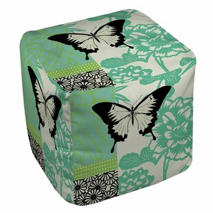 Butterfly Journey Pouf