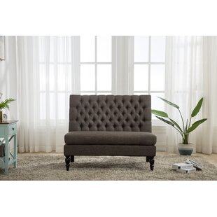 Chana Tufted Upholstered Bench by Darby H..