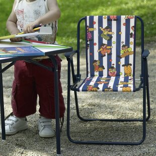 Gatling Children Camping Beach Chair By Zoomie Kids