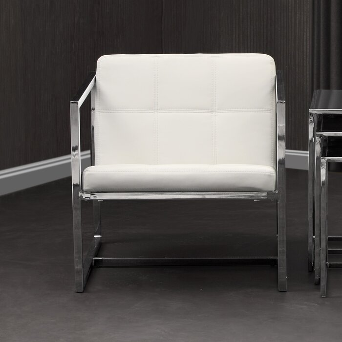 Frederick Carbon Occasional Armchair