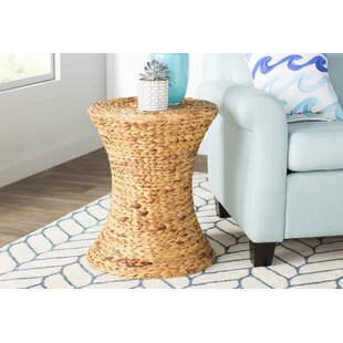 Ayleen Water Hyacinth End Table