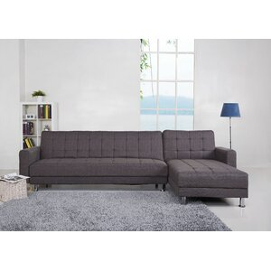 Sofa modern grau  Corner Sofas & Corner Sofa Beds | Wayfair.co.uk