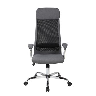 Wyatt Mesh Conference Chair by Symple Stuff