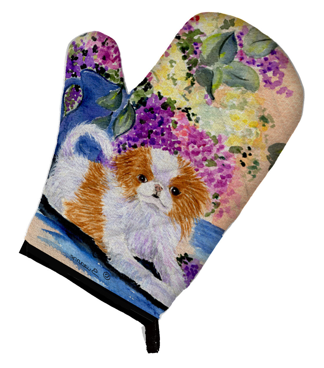 East Urban Home Japanese Chin Oven Mitt Wayfair