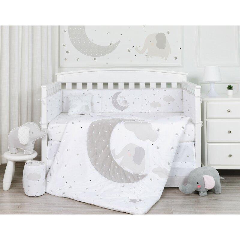 Brand New  CuteBaby Bedding Set Cream Teddy Bear