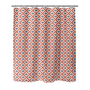 Denning Single Shower Curtain