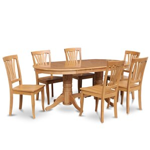 Rockdale 7 Piece Dining Set II by Darby Home Co