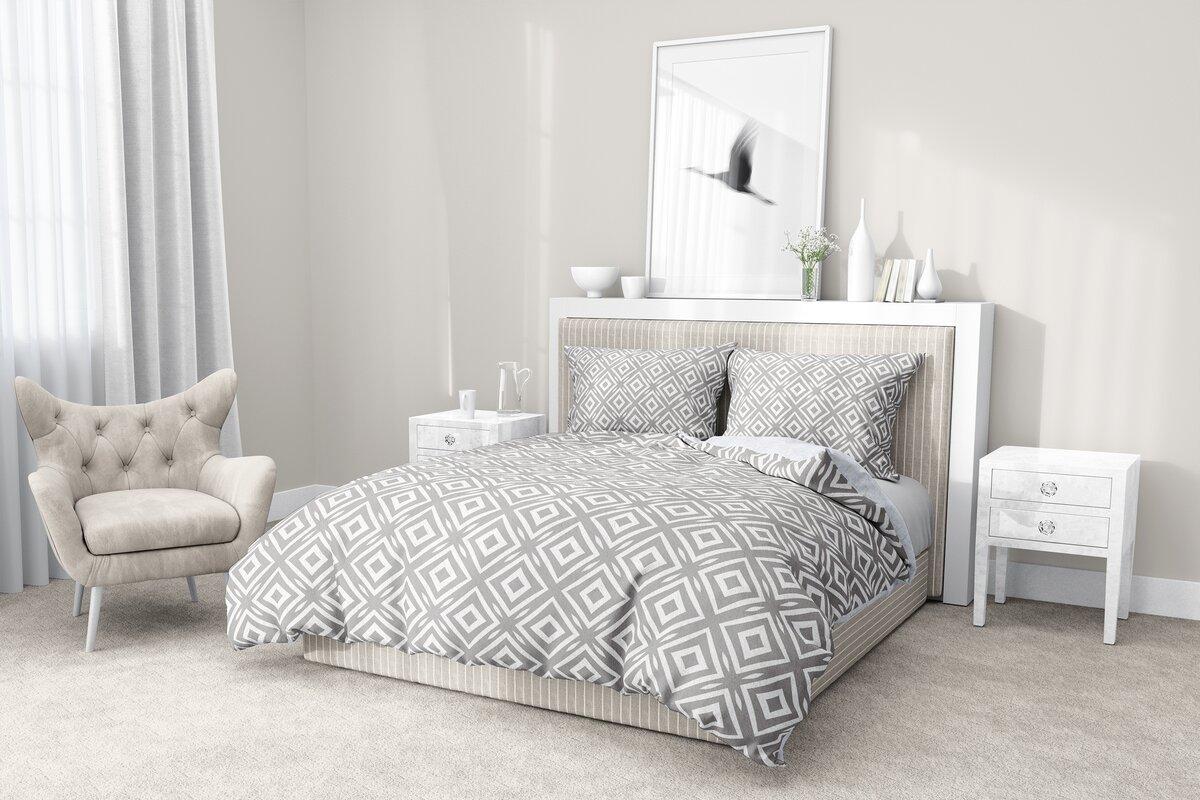 Corrigan Studio Bourbeau Comforter Set (Set of 5)