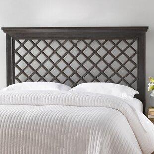 Dorian Wood Panel Headboard by Mistana