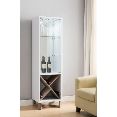Tupman Bar With Wine Storage by Ebern Designs Amazing