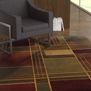 Hinson Green/Purple Indoor/Outdoor Area Rug