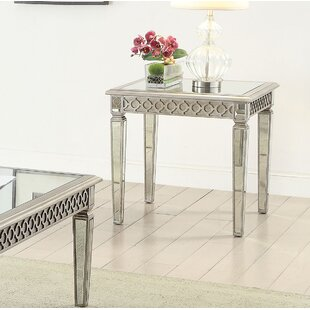 Mooring End Table by House of Hampton