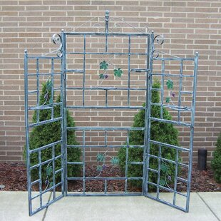 Oakland Living Patio Steel Folding Trellis
