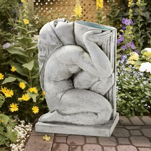 Design Toscano Juturna, Roman Water Goddess of Fountains, Wells and Springs Statue