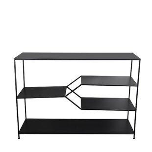 Almyra Metal Console Table by Ebern Designs