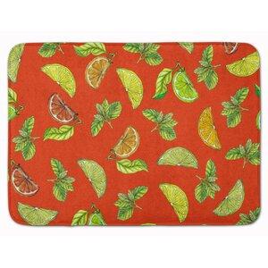Buy Lemons, Limes and Oranges Memory Foam Bath Rug!