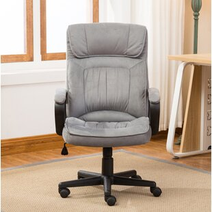 Winston Porter Fremont Executive Ergonomic Office Chair