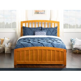 Luisa Full Panel Bed