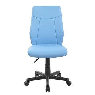 High Back Kids Desk Chair