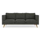 Brown Suede Sofa | Wayfair