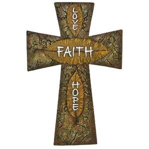 Faith Wall Decor hope faith love wall decor | wayfair