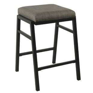 Hadsell 24 Bar Stool (Set of 2) by Latitude Run