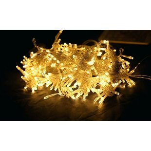 The Holiday Aisle Battery Operated 100 LED String Lights