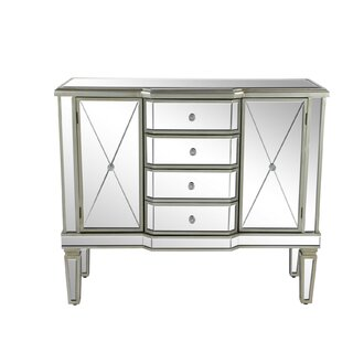 Allmon Rectangular 2 Door Accent Cabinet by House of Hampton SKU:ED691783 Purchase