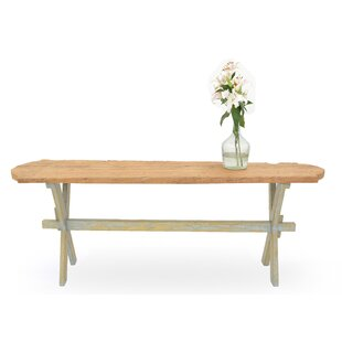 Sarreid Ltd Floor Board Console Table