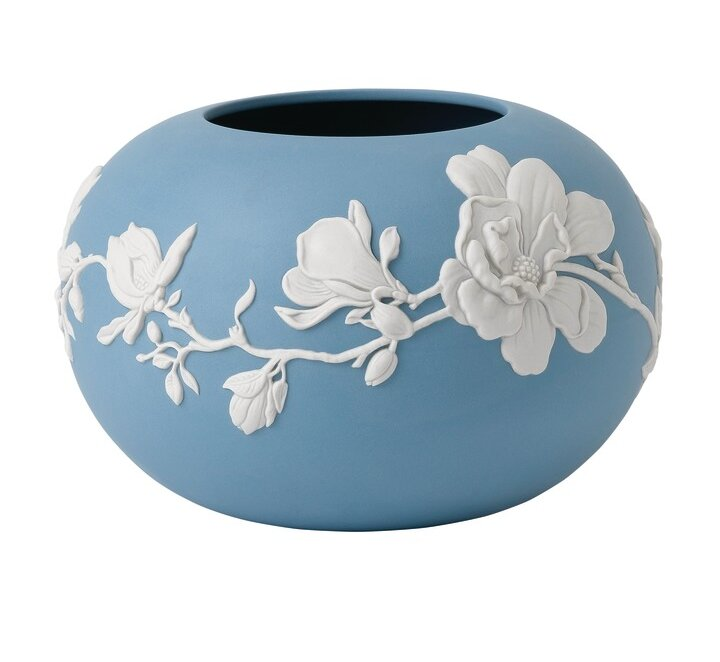 Wedgwood Magnolia Blossom Rose Bowl Table Vase Wayfair