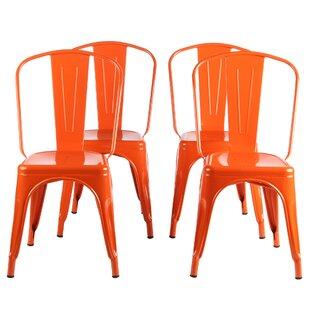 Riker Metal Dining Chair (Set of 4)