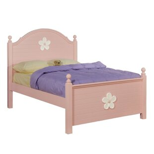 Spring Full Panel Bed by Harriet Bee No Copoun