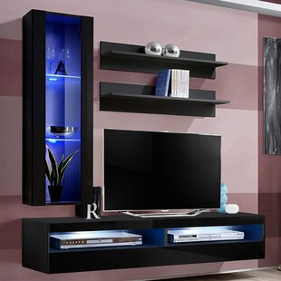 Lovelady Floating Entertainment Center For TVs Up To 70