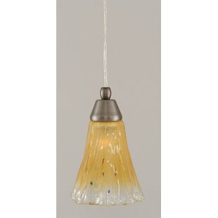 Red Barrel Studio Vela 1-Light Mini Pendant
