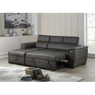 Orren Ellis Fink Sleeper Sectional