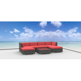 Madeleine 7 Piece Sectional Set with Cushions