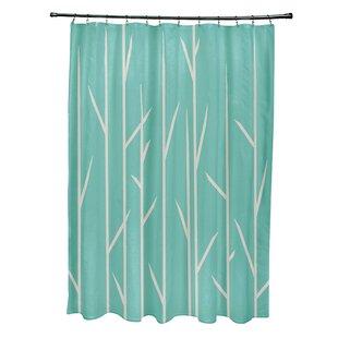 Brayden Studio Resnick Shower Curtain
