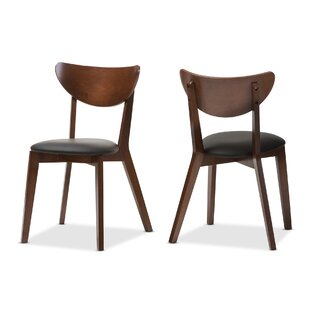 Affordable Brydon Side Chair (Set of 2) by George Oliver Reviews (2019) & Buyer's Guide