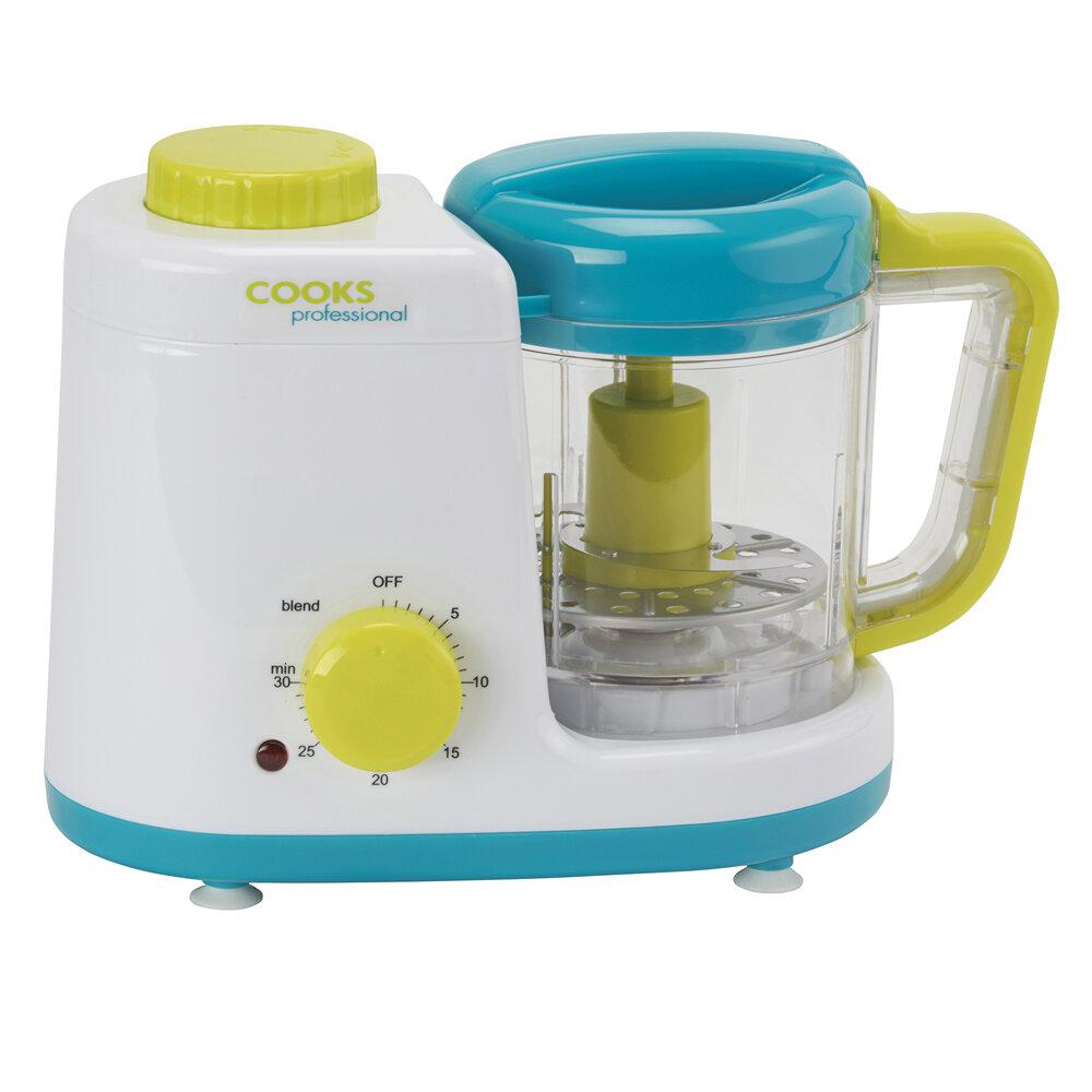 0.6L Baby Food Steamer and Blender