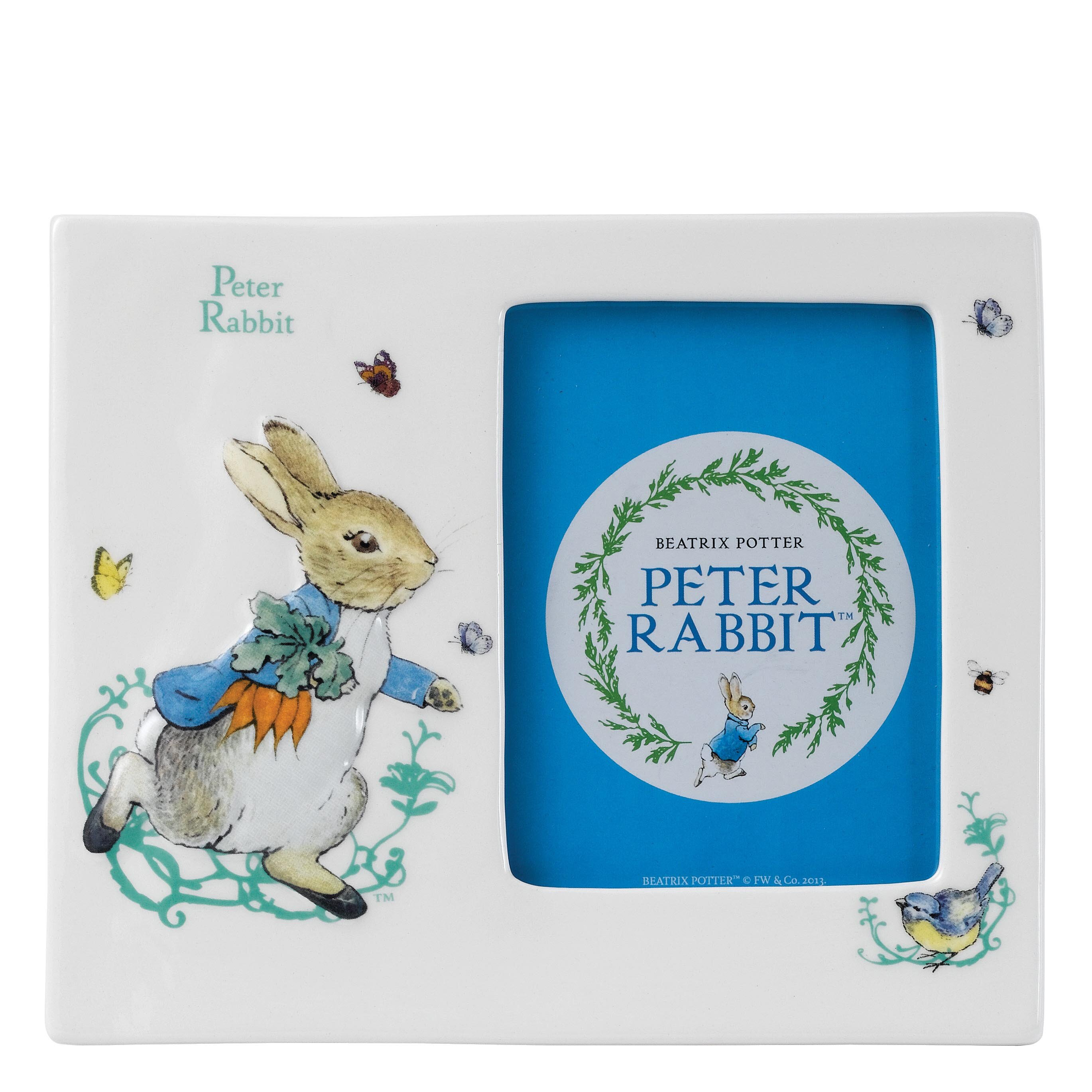 Beatrix Potter Stehrahmen Peter Rabbit & Bewertungen | Wayfair.de